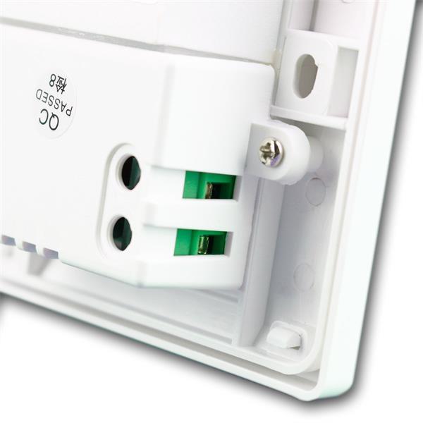 LED Einbaustrahler für 230V DC mit nur 0,7W Verbrauch