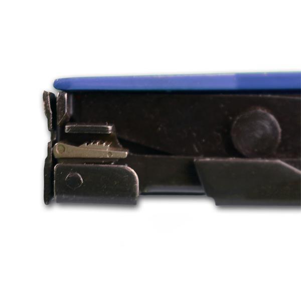 Profiwerkzeug für automatisches Spannen und Trimmen von Kabelbindern