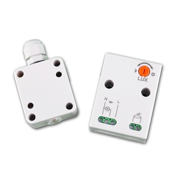 Dämmerungsschalter, Dämmerungsautomat, IP65, 230V