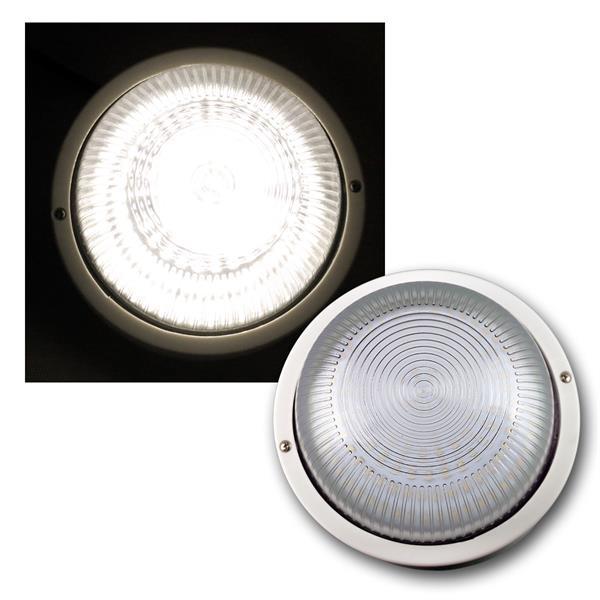 LED Außenleuchte 8,6W 230V IP44 neutralweiß 990lm