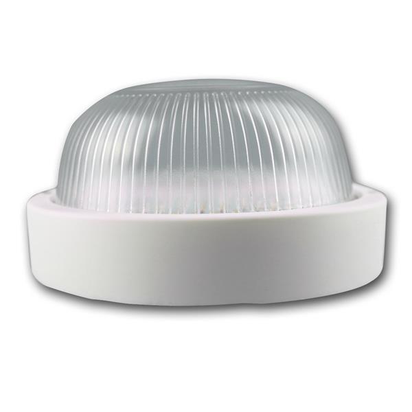 LED Deckenleuchte im schlichten Design für den Außenbereich