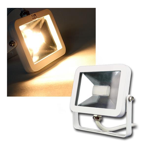 11W LED Aussenstrahler TINI, warmweiß 635lm, IP65