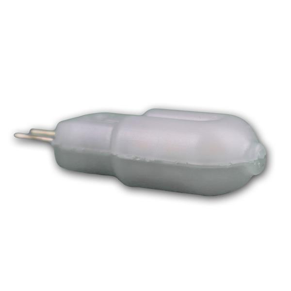 LED Birne G4 12V mit SMD-LEDs für maximale Lichtausbeute in Decken- oder Schreibtischleuchten