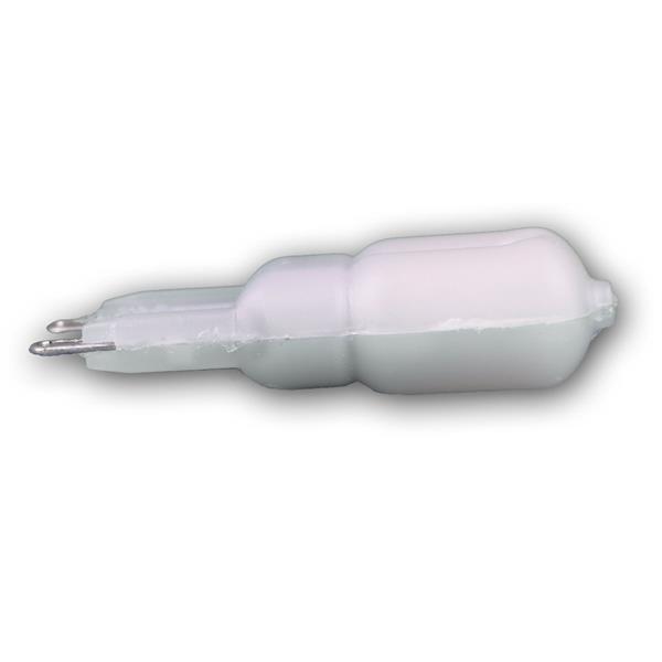 G9 LED Strahler Birne 230V mit neutral weißen SMD Leds im Kunststoffgehäuse