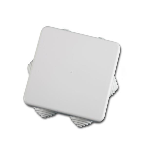 fontana Abzweigkasten weiß, 400V~/16A, IP44, AP
