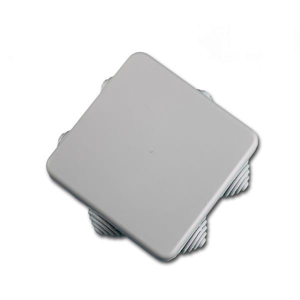 fontana Abzweigkasten grau, 400V~/16A, IP44, AP