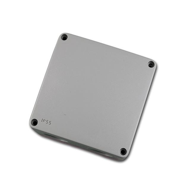 fontana Abzweigkasten grau, 400V~/16A, IP55, AP