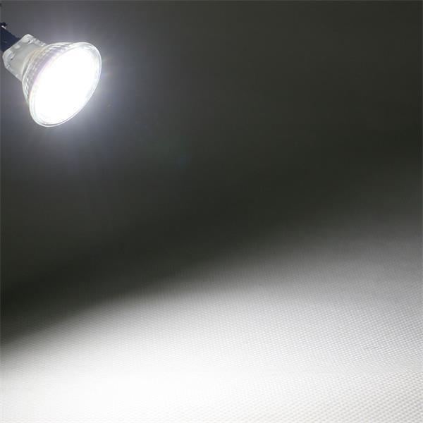 LED Leuchtmittel MR11 mit 120° Abstrahlwinkel und 150lm Lichtstrom