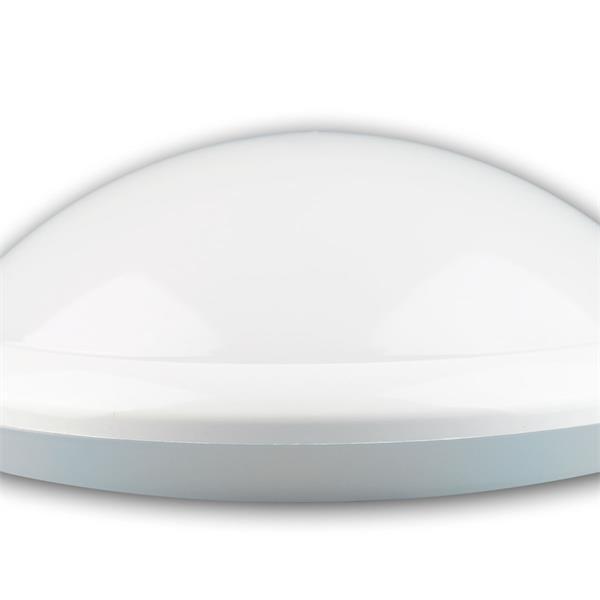 LED Wohnraumlampe im außergewöhnlichen und schlichten Design