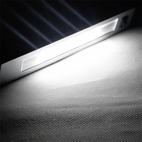 LED Einbauspot 24V mit 5 SMD LEDs in kalt weiß