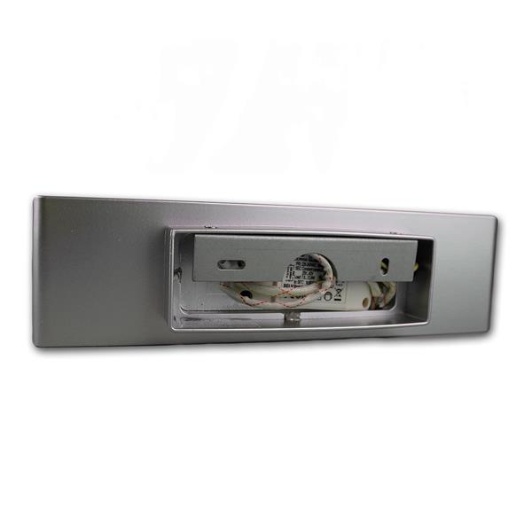 LED Strahler mit gleichmäßiger zweiseitiger Abstrahlung