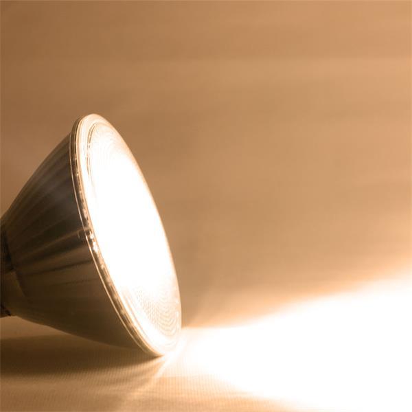 PAR38 LED mit unglaublichen 980lm in der Lichtfarbe warm weiß