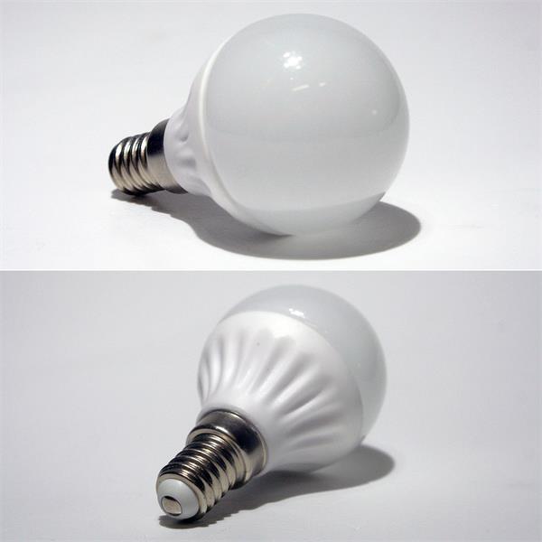 E14 Leuchtmittel l mit wärmeableitendem Keramiksockel