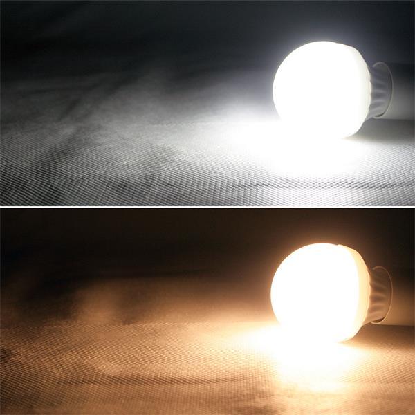 LED Leuchtmittel mit E14-Keramiksockel