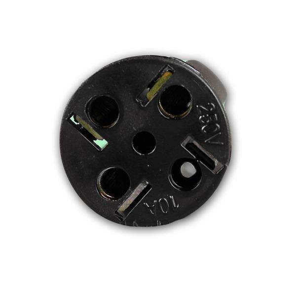 Verbinder für 3-polige Kabel mit einer Spannung von 250V/10A
