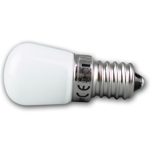 LED Energiesparlampe Kühlschrank mit dem Maß 23x51mm und Kunststoff-Gehäuse