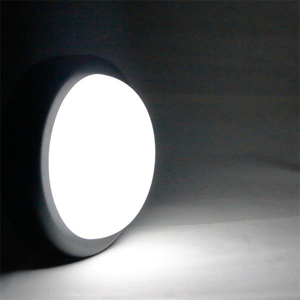 LED Außenleuchte mit gleichmäßiger und angenehmer Beleuchtung