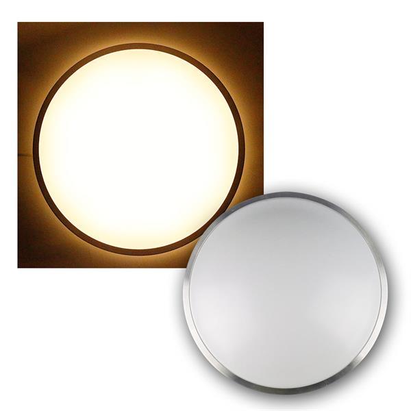 LED Deckenleuchte Acronica, 16W, warmweiß 960lm