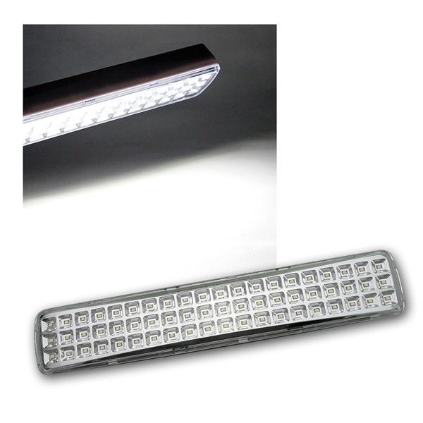 LED Notleuchte CTNL-60 SMD Lithium Akku 4W 360lm