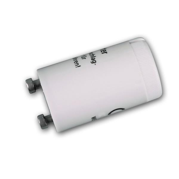 LED Leuchtstoffröhre mit LED-Starter im Lieferumfang