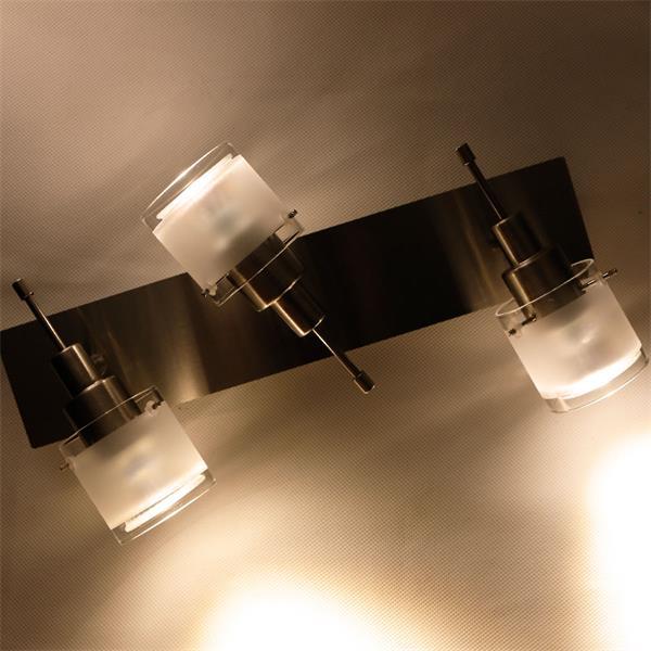 cob led deckenstrahler gba 3er warmwei 400lm 5w. Black Bedroom Furniture Sets. Home Design Ideas