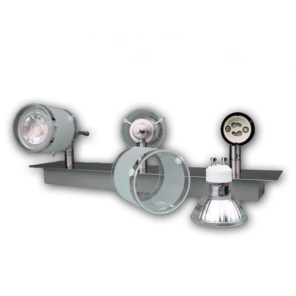 LED Wandleuchte GBA für GU10 Leuchtmittel