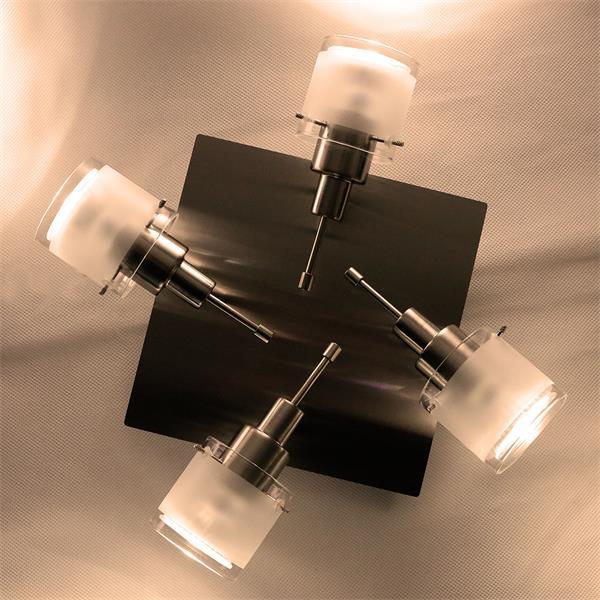 LED Wandleuchte GBA Leuchtbild