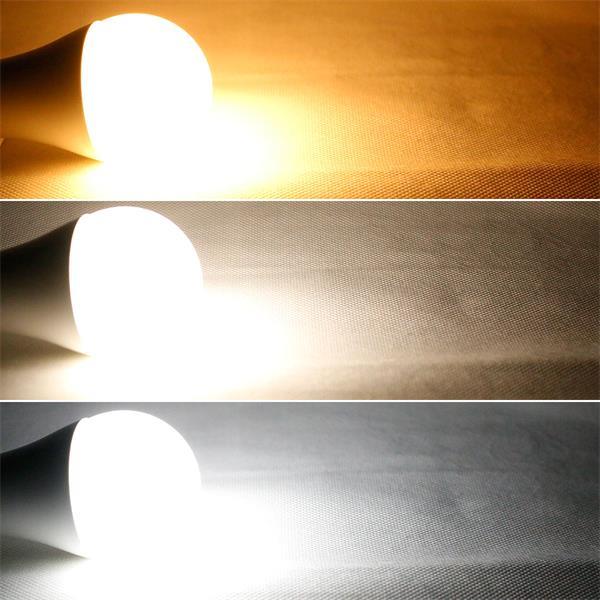 LED Leuchtmittel TRIcolor mit Farbwahl warm weiß neutral weiß oder kalt weiß