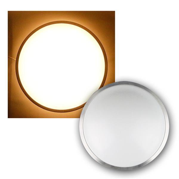 LED Deckenleuchte Acronica, 20W, warmweiß 1200lm