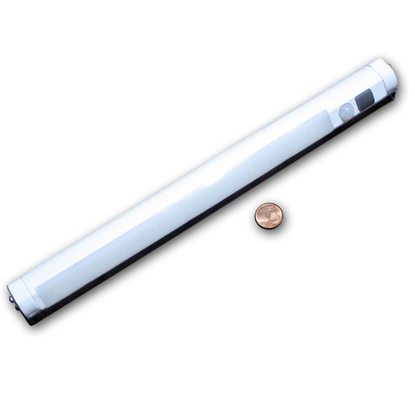LED-Lichtleiste mit Bewegungsmelder als 1er oder 3er Set