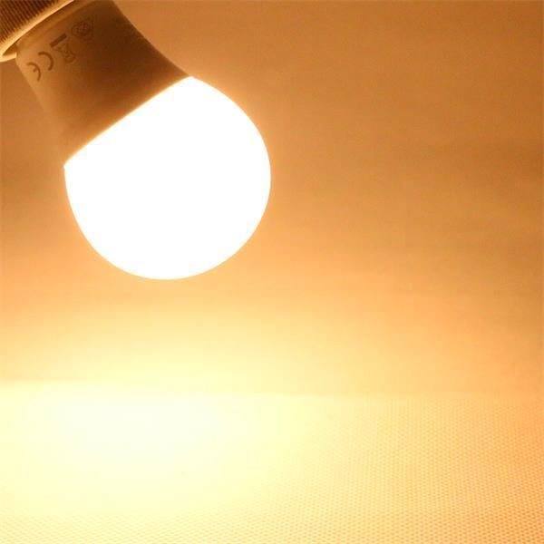 LED Leuchtmittel mit unglaublichen 300° Abstrahlwinkel und 800lm Lichtstrom