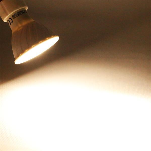 GU10 LED Spot mit unfassbaren 540lm Lichtstrom ähnlich konventionellen 50W Strahlern