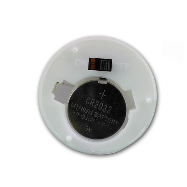 LED Teelicht batteriebetrieben mit 1x Knopfzelle CR2032