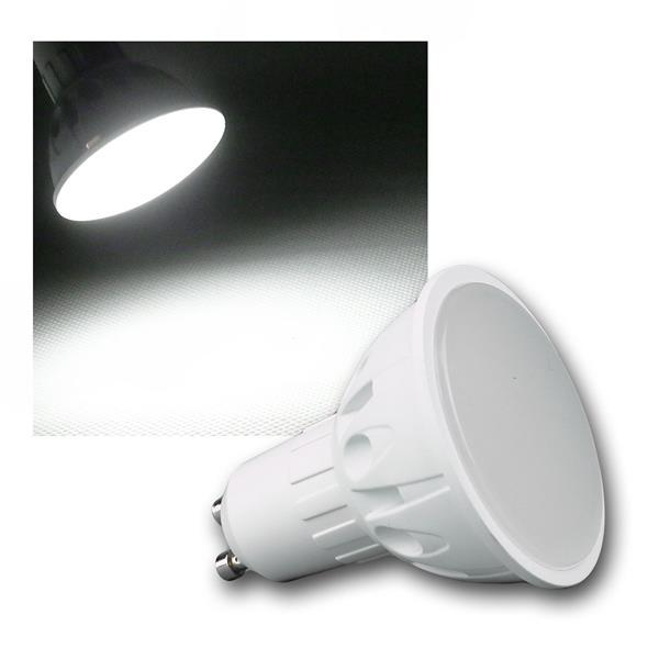 GU10 LED Leuchtmittel 5W/230V kaltweiß 395lm 120°