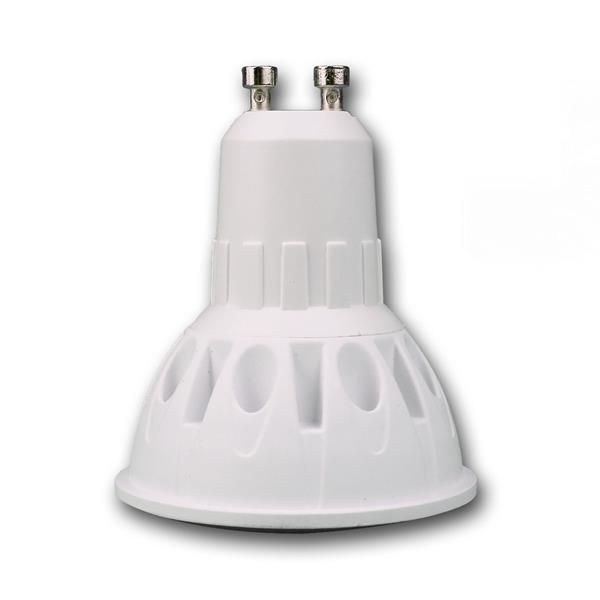 LED Glühbirne mit Sockel GU10 für 230V und nur 5W Verbrauch