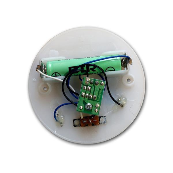 Solar LED Dekoration Frosch mit austauschbarem Akku