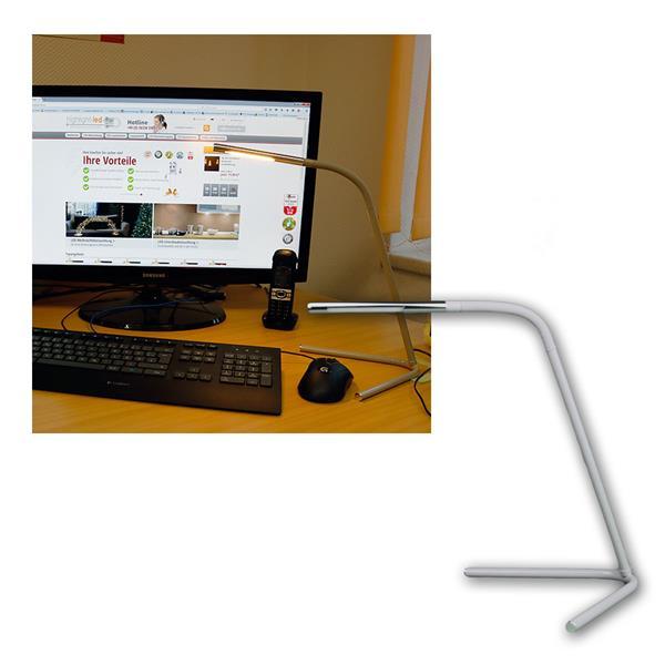 LED Tischleuchte USB 140lm Leseleuchte warm weiß