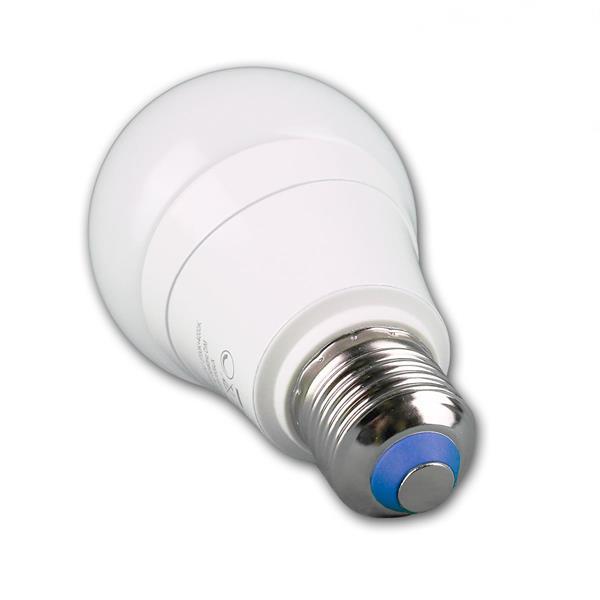 LED Glühbirne dimmbar Sockel E27 für 230V mit nur ca. 10W Verbrauch