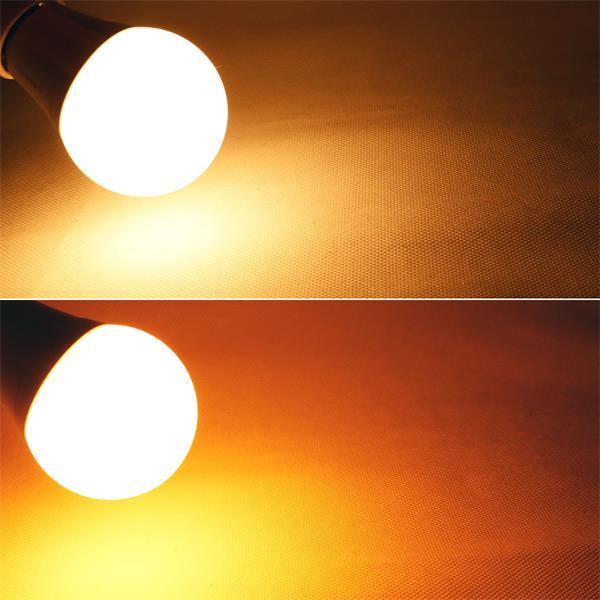 LED Relax Leuchtmittel dimmbar mit Farbwahl warm weiß oder ultra warm weiß (wie Kerzenschein)