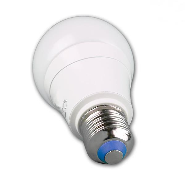 LED HighEnd Glühbirne dimmbar Sockel E27 für 230V mit nur ca. 10W Verbrauch