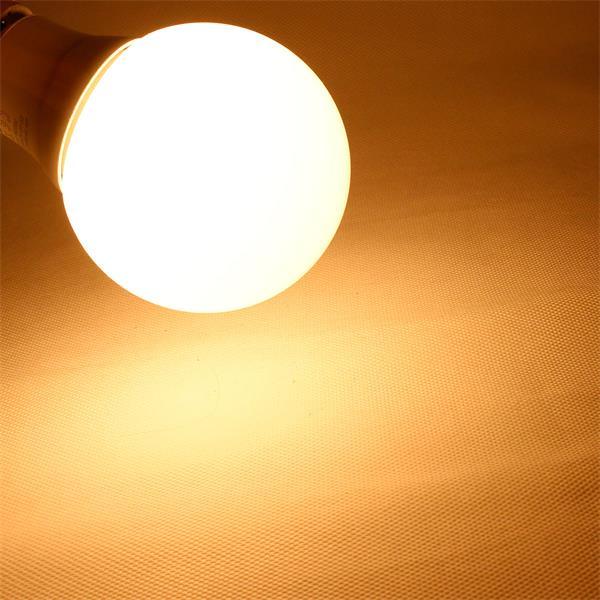 LED Leuchtmittel mit unfassbarem 330° Abstrahlwinkel und einem Lichtstrom von ca. 800 Lumen