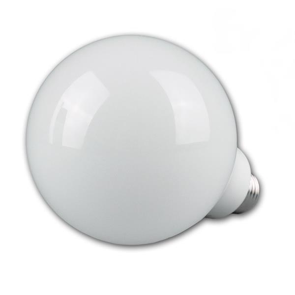 LED Energiesparlampe mit Kunstststoff/Metall Gehäuse und natürlicher Farbwiedergabe