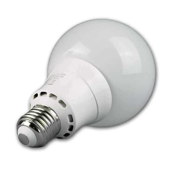 LED Lampe mit dem Sockel E27 für 230V und nur ca. 13W Verbrauch