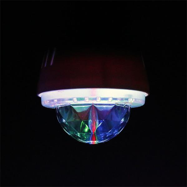 LED Strahler mit geschliffener Facettenoberfläche