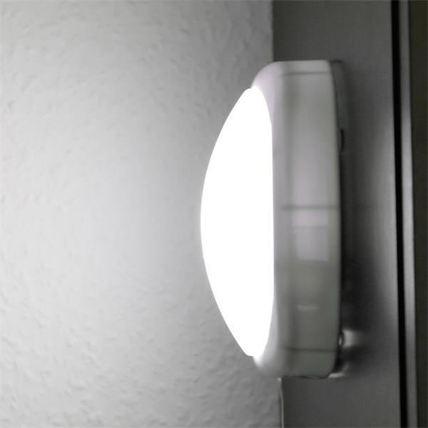 LED Schrankleuchte mit kalt-weißem Licht