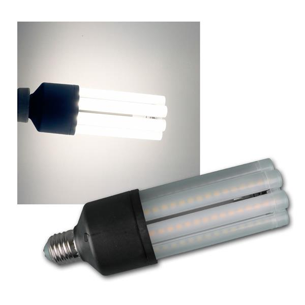 LED Leuchtmittel, E27 35W 230V, 4160lm neutral weiß