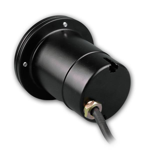 LED Uplight CT-GS10 auch als Einbauleuchte zu verwenden