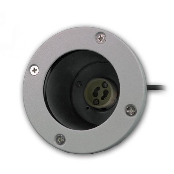 Bodenstrahler-Rahmen CT-GS10 für GU10 Leuchtmittel bis maximal 35W