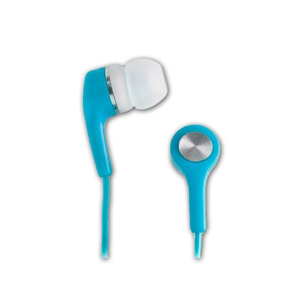 Headset Kopfhörer blau, 3,5mm mini-jack