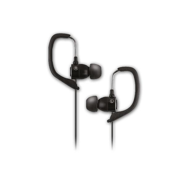 Sport Music Headset Kopfhöhrer, schwarz, 3,5mm